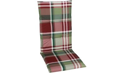 GO-DE Sesselauflage, 2er Set, 108 x 50 cm, mittel kaufen