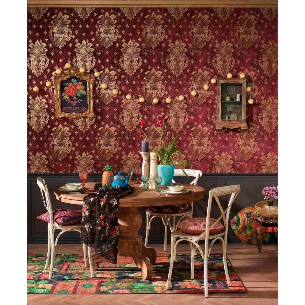living walls Vliestapete »Boho Love«, Barock, mit Ornamenten