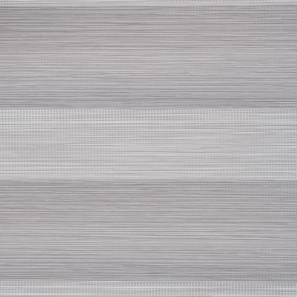 LICHTBLICK ORIGINAL Doppelrollo »Duo Rollo Klemmfix, ohne Bohren, meliert«, halbtransparent, freihängend