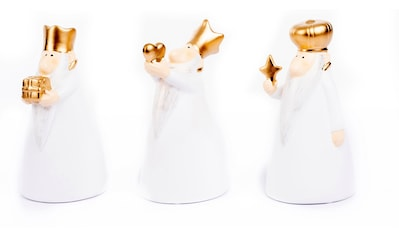 VALENTINO Wohnideen Krippenfigur »Heilige 3 Könige« kaufen