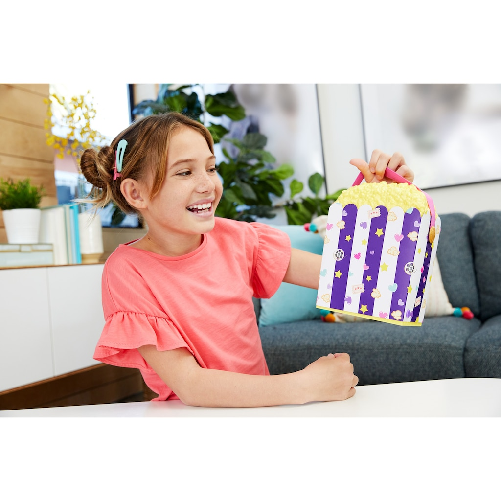 Mattel® Spielwelt »Polly Pocket Popcorn-Box«, Sammelfigur