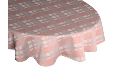 Wirth Tischdecke »LAUFENBERG«, oval kaufen