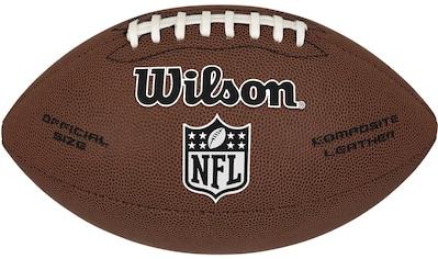 Wilson Football »NFL LIMITED« kaufen