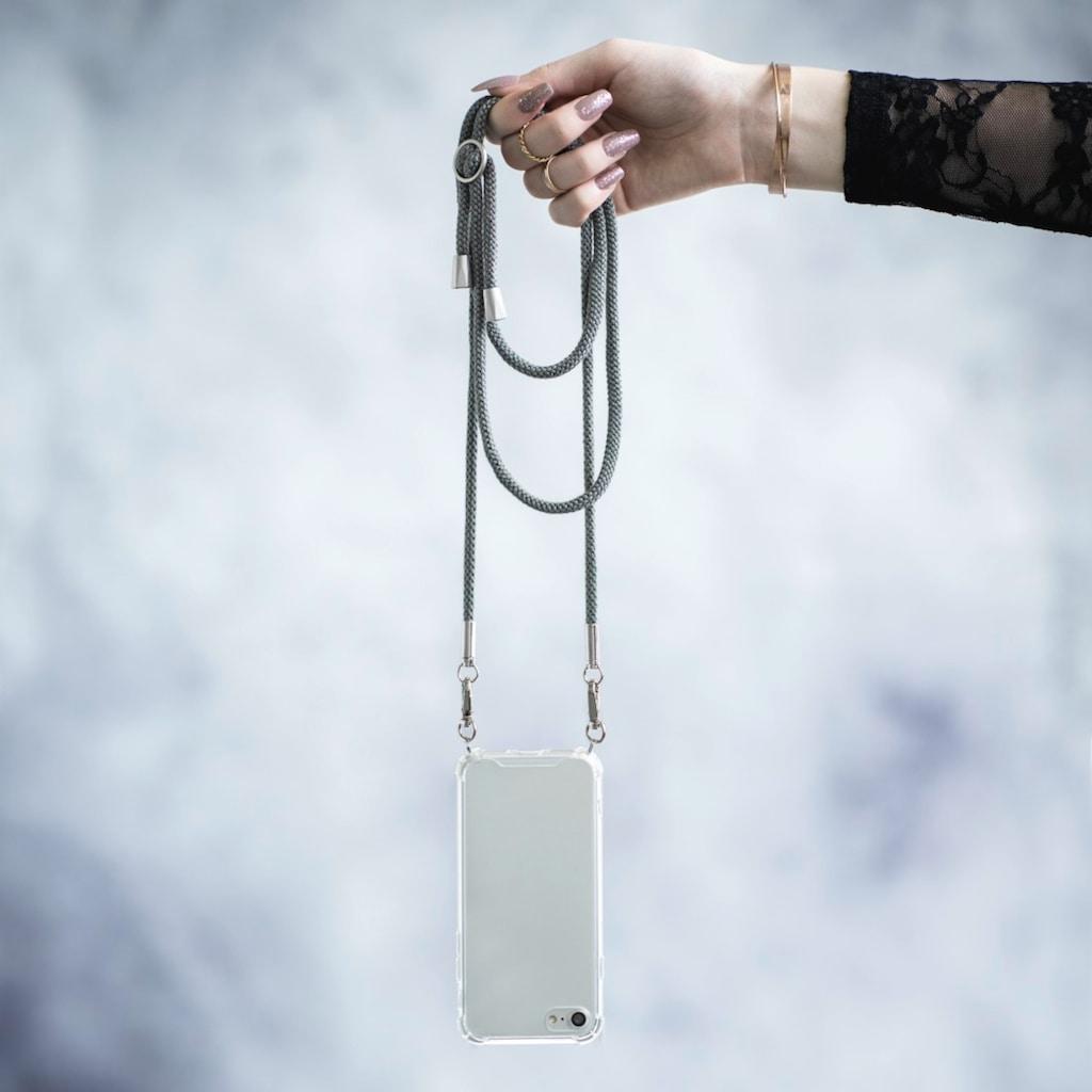 Hama Cross Body Band Handykette Kordel für Umhängehülle Handy