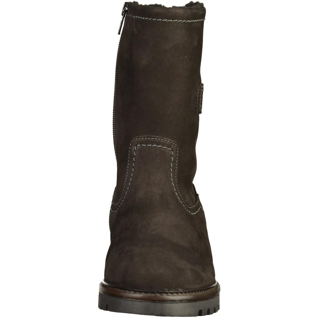 Gabor Stiefel »Nubukleder«