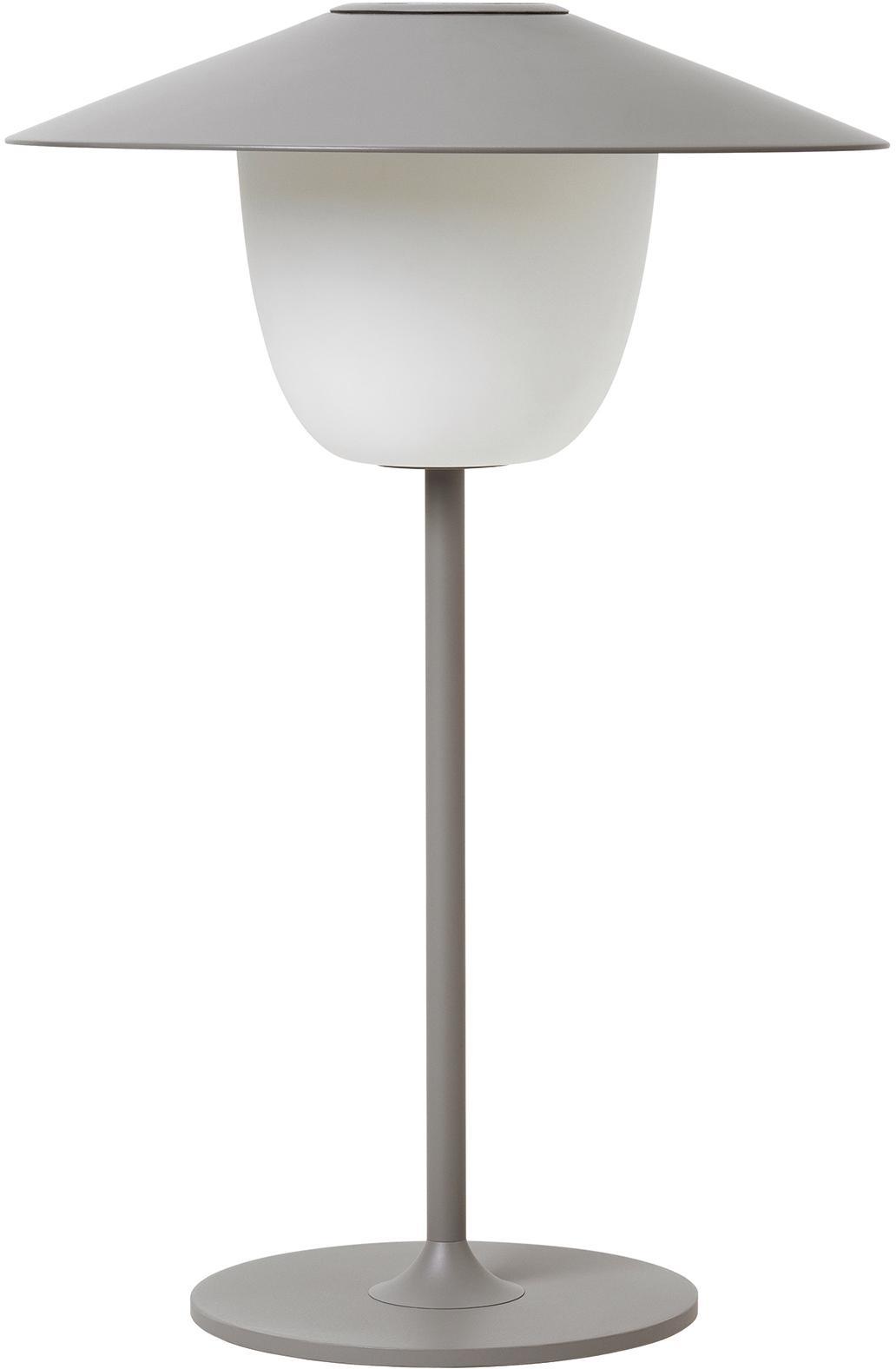 BLOMUS LED Tischleuchte ANI LAMP, LED-Board, Warmweiß, 3 fache Verwendungsmöglichkeit