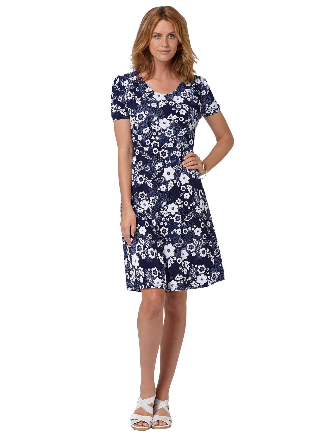 ambria -  Druckkleid Jersey-Kleid