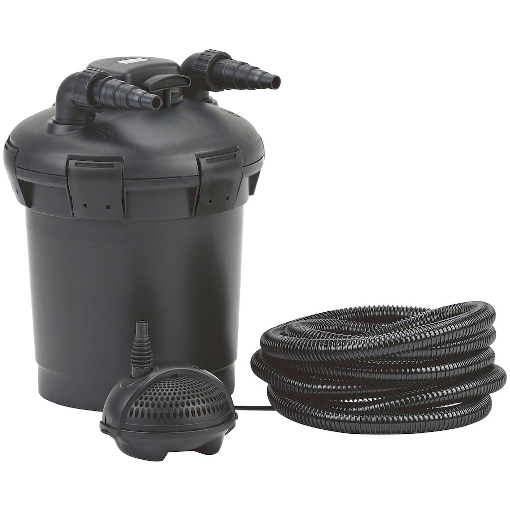 Pontec Teichfilter »PondoPress Set 15000«, 3.600 l/h