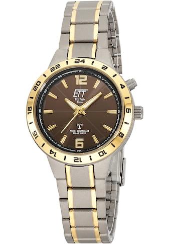 ETT Funkuhr »Titan Basic, ELT-11448-21M« kaufen