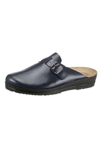 Rohde Pantoffel mit AntiShock - Ausstattung kaufen