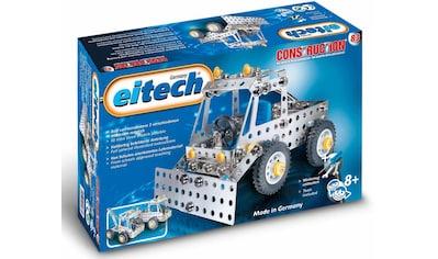 Eitech Metallbaukasten »Nutzfahrzeuge«, (195 St.), Made in Germany kaufen