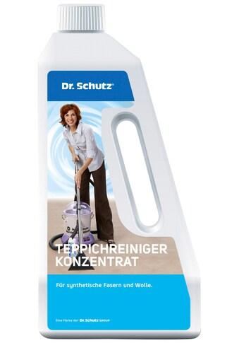 Teppichreiniger »Dr. Schutz Teppichreiniger Konzentrat«, 750 ml kaufen