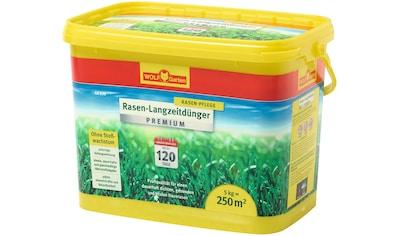 WOLF-Garten Rasendünger »Premium LE 250«, 5 kg, mit Langzeitwirkung kaufen
