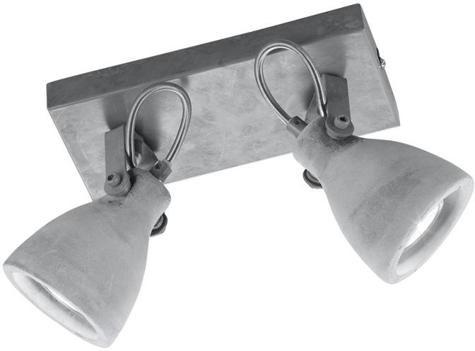 TRIO Leuchten Deckenstrahler CONCRETE