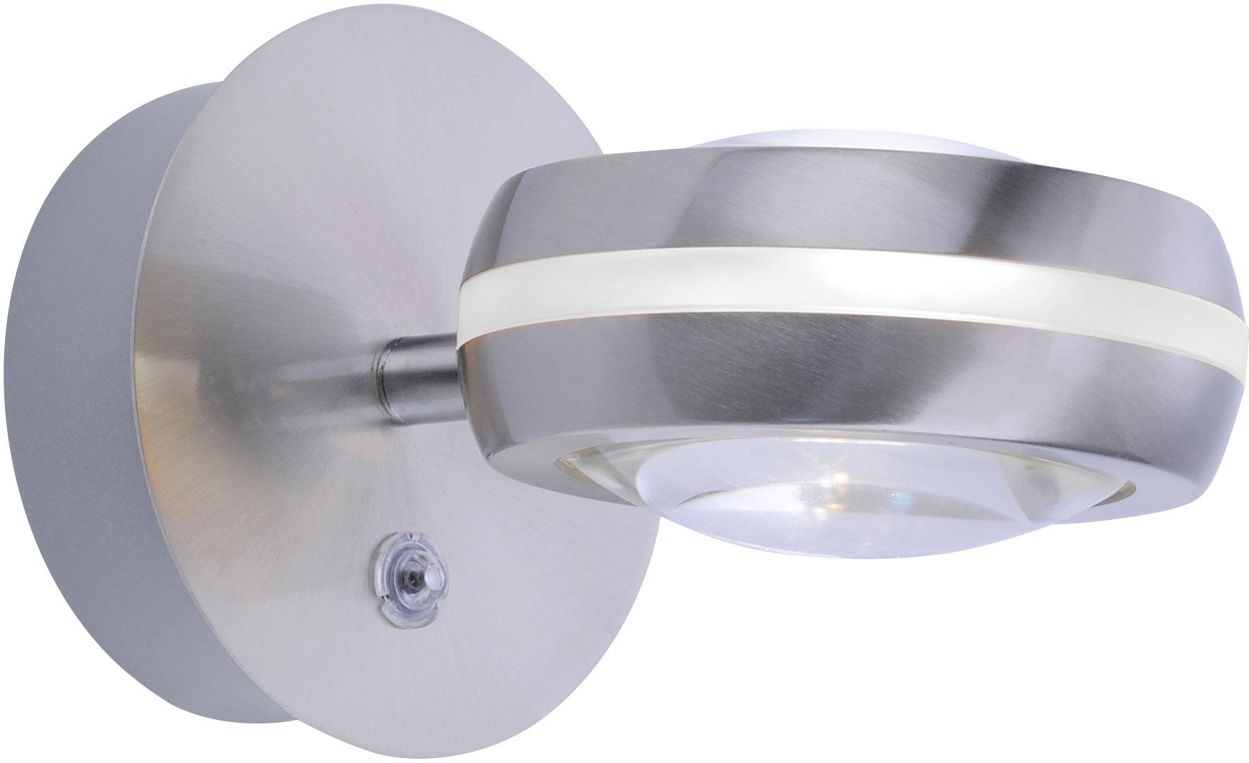 TRIO Leuchten LED Wandleuchte VISTA, LED-Board, 1 St., Farbwechsler