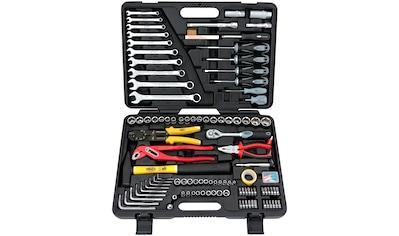 FAMEX Werkzeugset »140-38«, (Set, 192 St.), im Werkzeugkoffer kaufen
