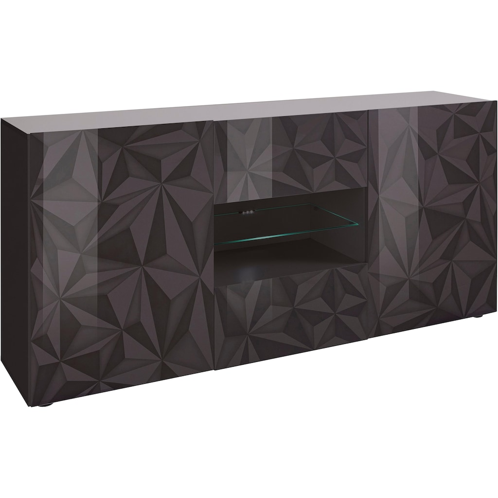 LC Sideboard »Prisma«, Breite 181 cm, 2-türig