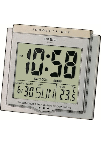 CASIO Reisewecker »DQ - 750 - 8ER« kaufen