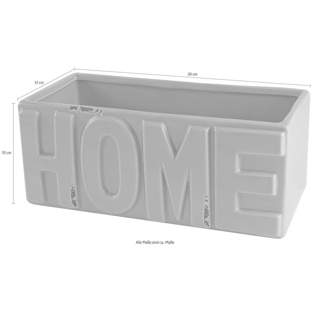 Heim INTERIOR & SEASONAL DESIGN Übertopf, (Set, 2 St.)