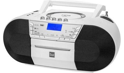 Dual »DAB - P 200« CD - Player (Digitalradio (DAB+)) kaufen
