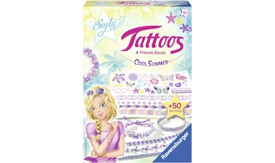 Ravensburger Kreativset »So Styly Tattoos & Friends Bands Cool Summer«, (Set),... kaufen