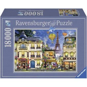 "Ravensburger Puzzle ""Abendspaziergang durch Paris"" kaufen"