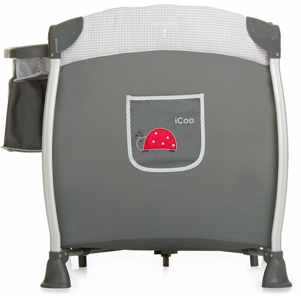 iCoo Baby-Reisebett »Starlight Bug«, inkl. Transporttasche