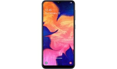 """Samsung Smartphone »Galaxy A10«, (15,8 cm/6,2 """", 32 GB Speicherplatz, 13 MP Kamera) kaufen"""
