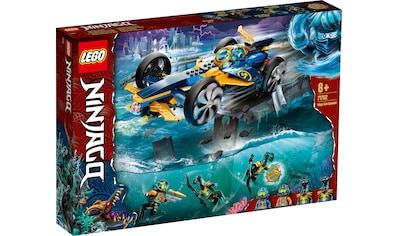 LEGO® Konstruktionsspielsteine »Ninja-Unterwasserspeeder (71752), LEGO® NINJAGO®«,... kaufen