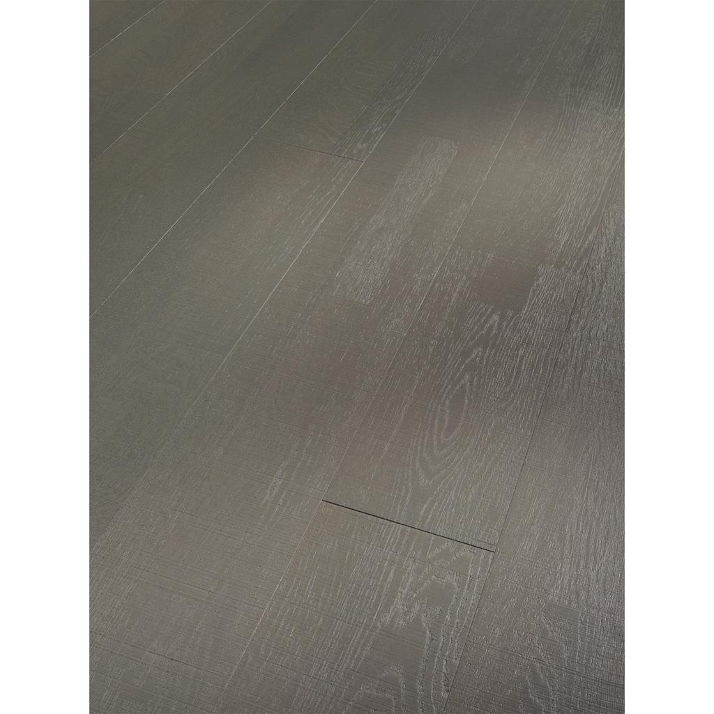 PARADOR Parkett »Trendtime 6 Living - Eiche grau, lackiert«, Klicksystem, 2200 x 185 mm, Stärke: 13 mm, 3,66 m²