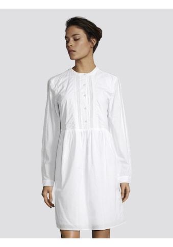 TOM TAILOR Sommerkleid »Kurzes Kleid mit Spitzendetails« kaufen