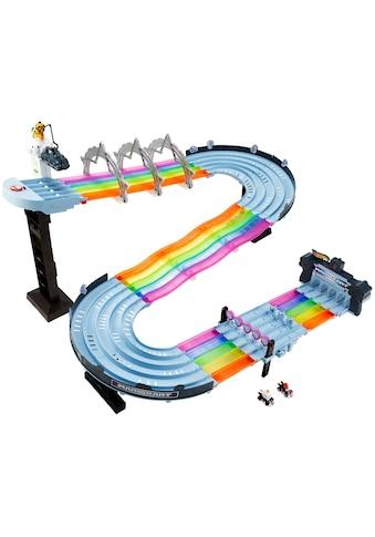 Hot Wheels Autorennbahn »Mario Kart Regenbogen Rennstrecke«, inkl. 2 Spielzeugautos kaufen