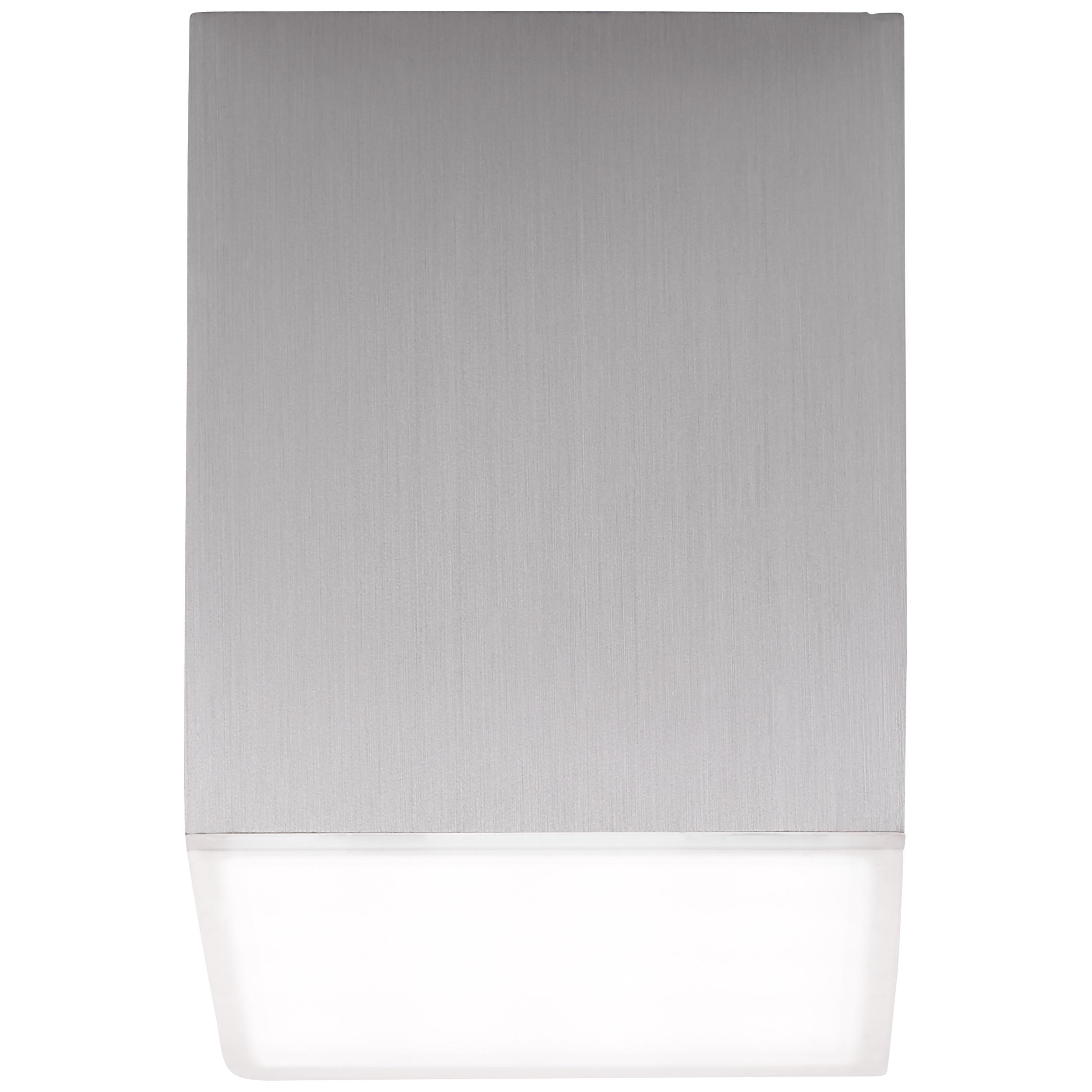 AEG Deckenleuchten, Warmweiß, Gillian LED Deckenleuchte 1flg alu