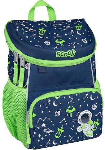 Scooli Kinderrucksack »Mini-Me, Anton Astronaut«, Reflektoren kaufen