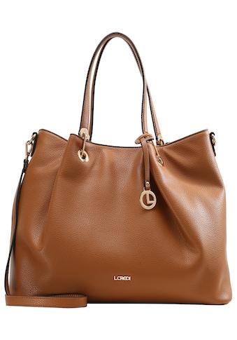 L. CREDI Shopper »Ebony« kaufen