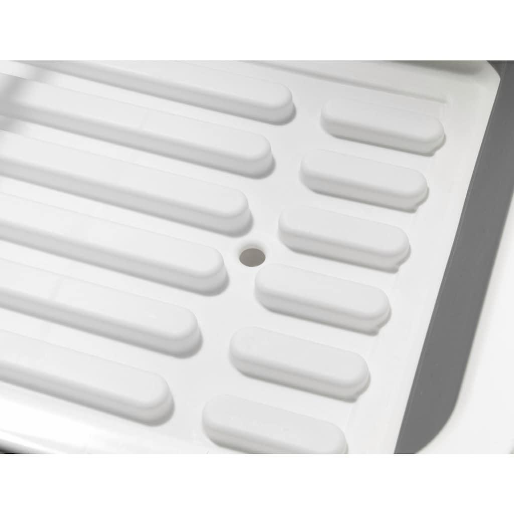 WENKO Geschirrständer, Maße ca.: 36,5 x 31 x 13 cm
