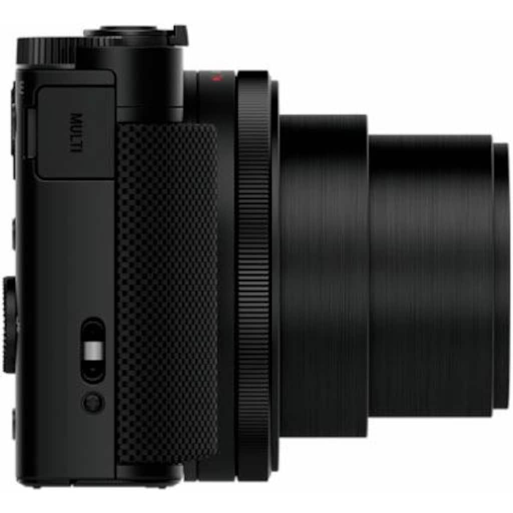 Sony Superzoom-Kamera »DSCHX90B«, ZEISS Vario-Sonnar® T Objektiv, Panorama Modus