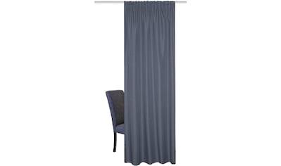 HOME WOHNIDEEN Vorhang »OTTO«, HxB: 245x135 kaufen