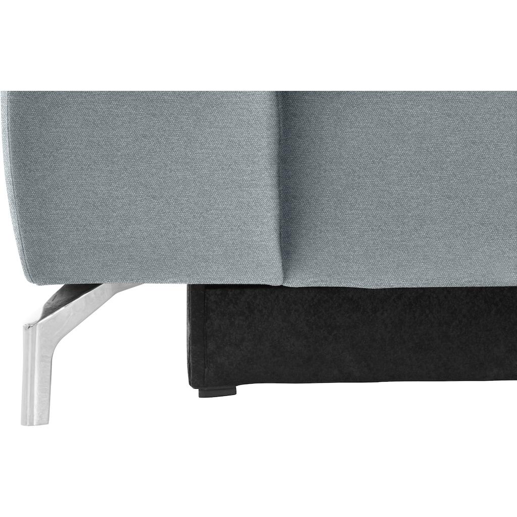 Mr. Couch Schlafsofa »Newton«, 5 Jahre Hersteller-Garantie auf Kaltschaumpolsterung, Nachhaltigkeit, Exklusivkollektion
