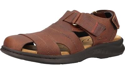 Clarks Sandale »Leder« kaufen