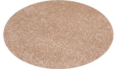 Teppich, »Euphoria«, Living Line, rund, Höhe 19 mm, maschinell getuftet kaufen