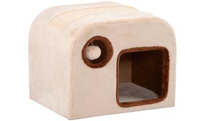 SILVIO DESIGN Hundehöhle und Katzenhöhle »Raja«, BxLxH: 43x34x35 cm kaufen