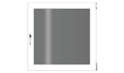 RORO TÜREN & FENSTER Kunststofffenster BxH: 100x100 cm, ohne Griff kaufen
