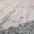 Paco Home Teppich »Mero 102«, rechteckig, 12 mm Höhe, Kurzflor, Pastell-Farben, Vintage Design, Wohnzimmer
