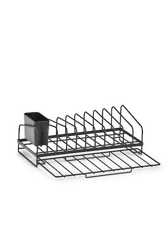 Zeller Present Geschirrständer, Industrial Design, Metall kaufen