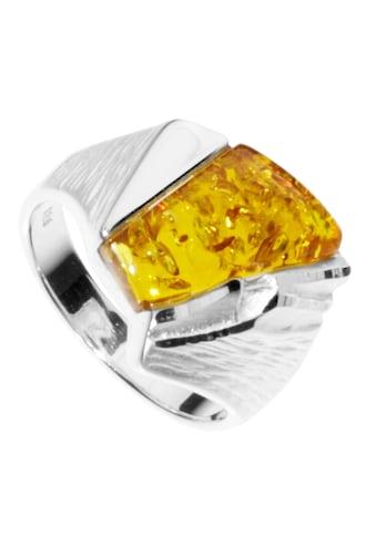 OSTSEE-SCHMUCK Fingerring »- Mette - Silber 925/000 - Bernstein«, (1 tlg.) kaufen