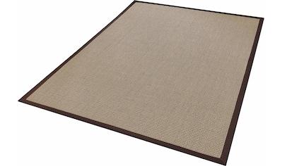 Dekowe Läufer »Brasil«, rechteckig, 10 mm Höhe, Teppich-Läufer, gewebt, Obermaterial: 100% Sisal, mit Bordüre, Flur kaufen