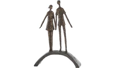 Casablanca by Gilde Dekofigur »Skulptur Common«, Dekoobjekt, Höhe 39 cm, Pärchen, mit... kaufen