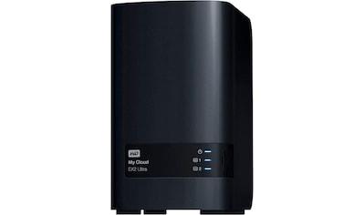 WD NAS-Server »My Cloud EX2 Ultra 24TB« kaufen