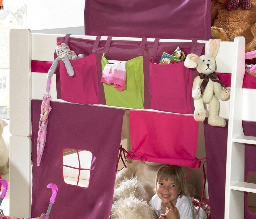 STEENS Spieltunnel FOR KIDS, rosa